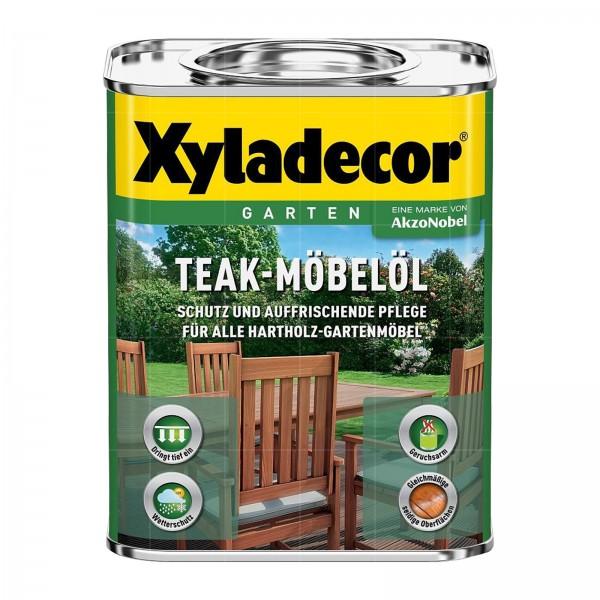 XYLADECOR TEAK-MOEBELOEL - 0.750 LTR (TEAK)