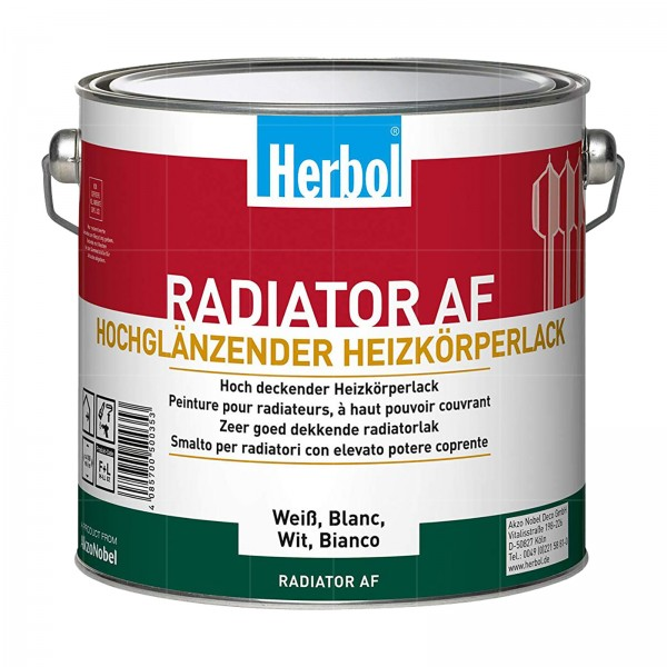 HERBOL RADIATOR AF - 2.5 LTR (WEISS)