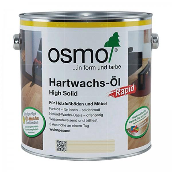 OSMO HARTWACHS-OEL RAPID - 2.5 LTR