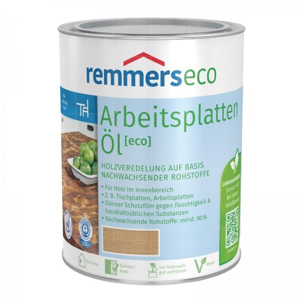 REMMERS ECO ARBEITSPLATTEN-OEL - 0.375 LTR (FARBLOS)