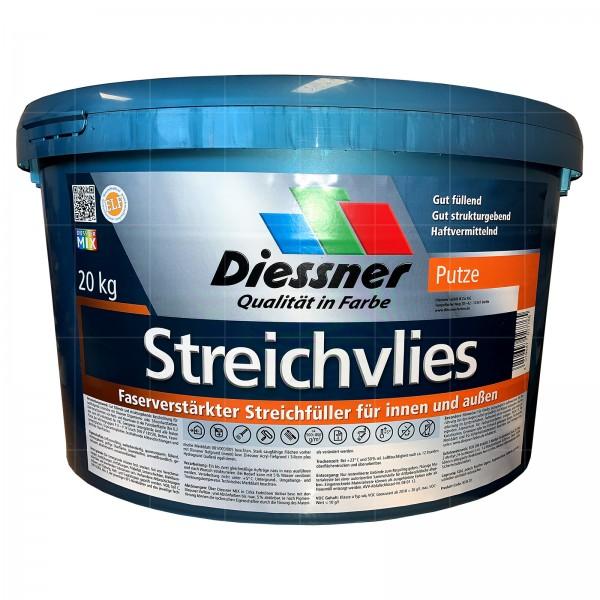 DIESSNER STREICHVLIES - 20 KG (WEISS)