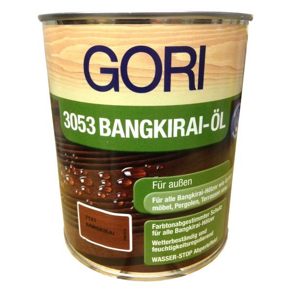 GORI 3053 HOLZ OEL BANGKIRAI - 0.75 LTR (BANGKIRAI)
