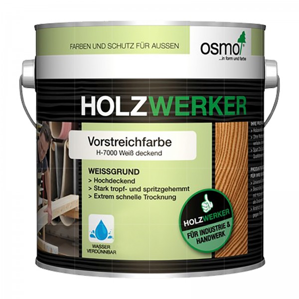 OSMO HOLZWERKER VORSTREICHFARBE