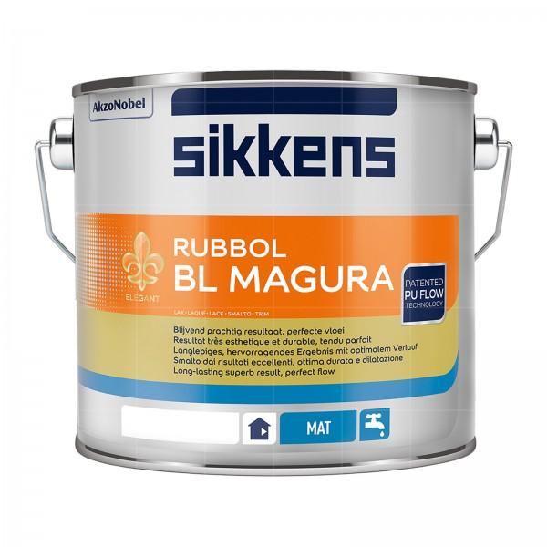 SIKKENS RUBBOL BL MAGURA - 2.5 LTR (WEISS)