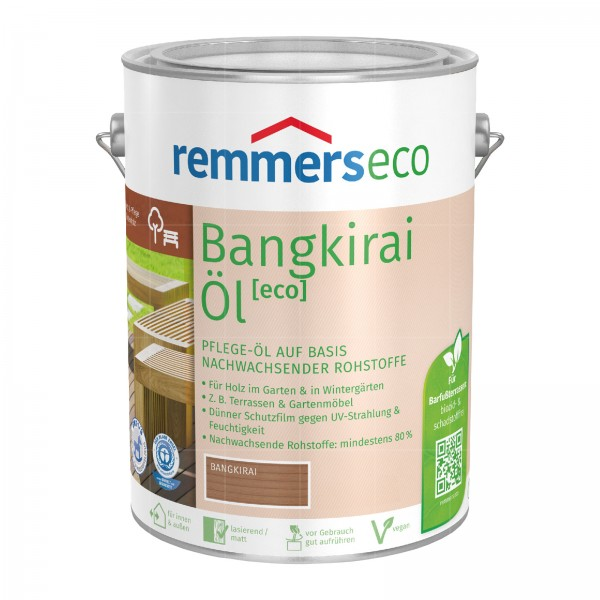 REMMERS ECO BANGKIRAI-OEL - 2.5 LTR (BANGKIRAI)