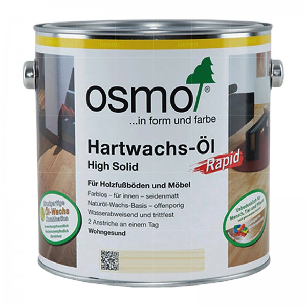OSMO HARTWACHS-OEL RAPID
